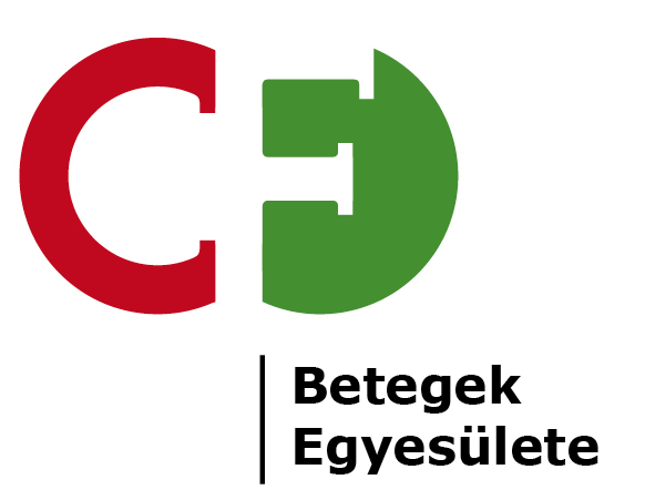 CF betegek egyesület hivatalos logó