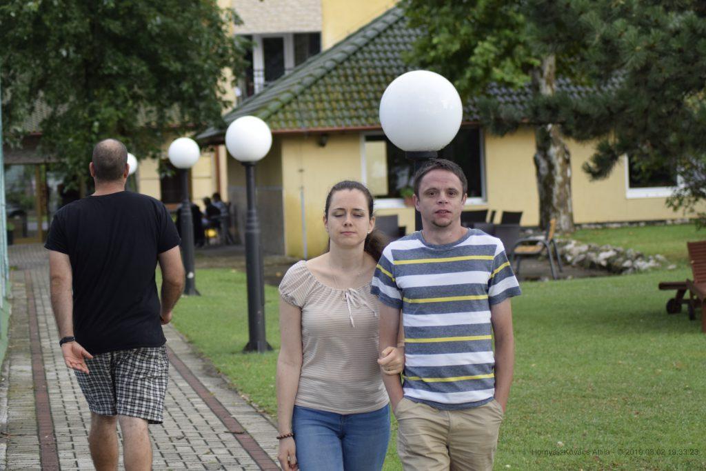Cisztás Fibrózis - Gábor és Lina